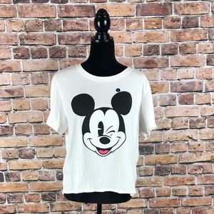 Abercrombie & Fitch Mickey Mouse T-Shirt